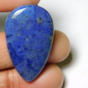 Shop Dumortierite Stones & Crystals! Beautifull Top Grade!! Dumortierite Quartz,Dumortierite Quartz Cabochons,Top Quality Dumortierite Quartz Loose Gemstone 36 Cts. 35 X 22 MM   Natural genuine stones & crystals in various shapes & sizes. Buy raw cut, tumbled, or polished gemstones for making jewelry or crystal healing energy vibration raising reiki stones. #crystals #gemstones #crystalhealing #crystalsandgemstones #energyhealing #affiliate #ad