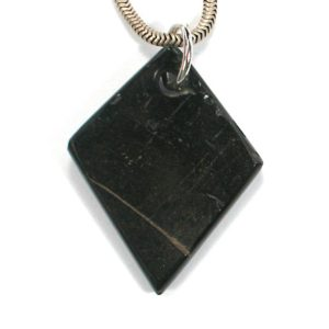 Shop Jet Pendants! DVH Genuine Whitby Jet Pendant Mourning Jewelry 36x28x5 (3700)   Natural genuine Jet pendants. Buy crystal jewelry, handmade handcrafted artisan jewelry for women.  Unique handmade gift ideas. #jewelry #beadedpendants #beadedjewelry #gift #shopping #handmadejewelry #fashion #style #product #pendants #affiliate #ad