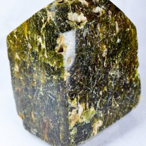 Shop Green Tourmaline Stones & Crystals! Green Tourmaline Freeform 4.60 Pounds | Natural genuine stones & crystals in various shapes & sizes. Buy raw cut, tumbled, or polished gemstones for making jewelry or crystal healing energy vibration raising reiki stones. #crystals #gemstones #crystalhealing #crystalsandgemstones #energyhealing #affiliate #ad