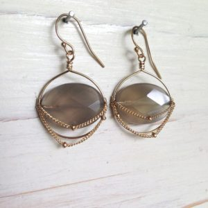 Labradorite Earrings Labradorite Jewelry Gold Filled Earrings Gemstone Earrings Gemstone Jewelry   Natural genuine Gemstone earrings. Buy crystal jewelry, handmade handcrafted artisan jewelry for women.  Unique handmade gift ideas. #jewelry #beadedearrings #beadedjewelry #gift #shopping #handmadejewelry #fashion #style #product #earrings #affiliate #ad