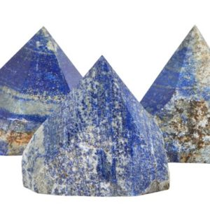 Shop Lapis Lazuli Points & Wands! Lapis Lazuli Point – Lapis Lazuli Stone Point – Top polished point – Lapis Lazuli crystal Point – Lapis Lazuli – healing crystals and stones   Natural genuine stones & crystals in various shapes & sizes. Buy raw cut, tumbled, or polished gemstones for making jewelry or crystal healing energy vibration raising reiki stones. #crystals #gemstones #crystalhealing #crystalsandgemstones #energyhealing #affiliate #ad