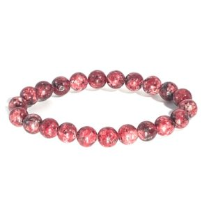 Shop Lepidolite Bracelets! Natural Lepidolite 8mm beaded bracelet for men, women. Extremly useful christal reducing stress and alleviates feelings of depression | Natural genuine Lepidolite bracelets. Buy handcrafted artisan men's jewelry, gifts for men.  Unique handmade mens fashion accessories. #jewelry #beadedbracelets #beadedjewelry #shopping #gift #handmadejewelry #bracelets #affiliate #ad