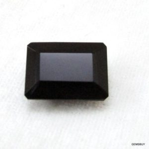 Shop Onyx Shapes! 15x20mm Black Onyx Faceted Octagon AAA Quality gemstone, Black Onyx Octagon Faceted Gemstone, Black Onyx Faceted Octagon Loose Gemstone | Natural genuine stones & crystals in various shapes & sizes. Buy raw cut, tumbled, or polished gemstones for making jewelry or crystal healing energy vibration raising reiki stones. #crystals #gemstones #crystalhealing #crystalsandgemstones #energyhealing #affiliate #ad