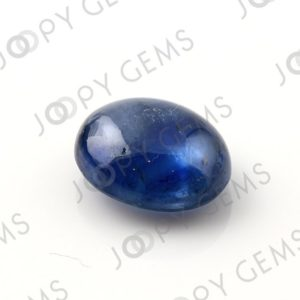 Shop Sapphire Cabochons! Sapphire Oval Cabochon, 10.820 Carats, 13.4×11.3×6.5mm | Natural genuine stones & crystals in various shapes & sizes. Buy raw cut, tumbled, or polished gemstones for making jewelry or crystal healing energy vibration raising reiki stones. #crystals #gemstones #crystalhealing #crystalsandgemstones #energyhealing #affiliate #ad