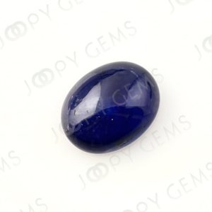 Shop Sapphire Cabochons! Sapphire Oval Cabochon, 2.670 Carats, 9.1×7.1×3.9mm | Natural genuine stones & crystals in various shapes & sizes. Buy raw cut, tumbled, or polished gemstones for making jewelry or crystal healing energy vibration raising reiki stones. #crystals #gemstones #crystalhealing #crystalsandgemstones #energyhealing #affiliate #ad