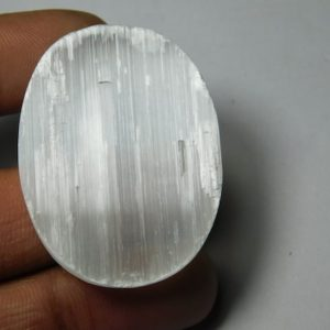 Shop Selenite Cabochons! Classic!! Natural Druzy Selenite Cabochons,Druzy Selenite Gemstone,Druzy Selenite  Loose Stone,Druzy Selenite Semi Precious  78Cts.41X31MM | Natural genuine stones & crystals in various shapes & sizes. Buy raw cut, tumbled, or polished gemstones for making jewelry or crystal healing energy vibration raising reiki stones. #crystals #gemstones #crystalhealing #crystalsandgemstones #energyhealing #affiliate #ad