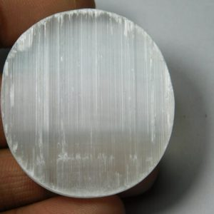 Shop Selenite Cabochons! Classic!! Natural Druzy Selenite Cabochons,Druzy Selenite Gemstone,Druzy Selenite  Loose Stone,Druzy Selenite Semi Precious  96Cts.40X37MM | Natural genuine stones & crystals in various shapes & sizes. Buy raw cut, tumbled, or polished gemstones for making jewelry or crystal healing energy vibration raising reiki stones. #crystals #gemstones #crystalhealing #crystalsandgemstones #energyhealing #affiliate #ad