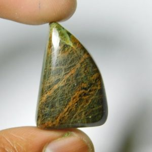 Shop Serpentine Cabochons! Natural Serpentine Cabochons,Serpentine Gemstone,Serpentine Loose Stone,Serpentine jwellery making 36 Cts. 27 X 19 MM   Natural genuine stones & crystals in various shapes & sizes. Buy raw cut, tumbled, or polished gemstones for making jewelry or crystal healing energy vibration raising reiki stones. #crystals #gemstones #crystalhealing #crystalsandgemstones #energyhealing #affiliate #ad