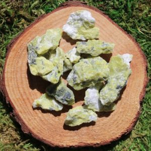 Shop Raw & Rough Serpentine Stones! Lizardite Serpentine Raw | Natural genuine stones & crystals in various shapes & sizes. Buy raw cut, tumbled, or polished gemstones for making jewelry or crystal healing energy vibration raising reiki stones. #crystals #gemstones #crystalhealing #crystalsandgemstones #energyhealing #affiliate #ad