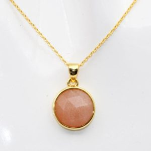 Shop Sunstone Pendants! Sunstone Charms Pendants / necklaces, 925 Sterling Silver / natural Leather Chain Choose, gift For Her / women Sunstone Necklaces, gemstone Pendants. | Natural genuine Sunstone pendants. Buy crystal jewelry, handmade handcrafted artisan jewelry for women.  Unique handmade gift ideas. #jewelry #beadedpendants #beadedjewelry #gift #shopping #handmadejewelry #fashion #style #product #pendants #affiliate #ad