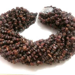 Shop Ruby Chip & Nugget Beads! 1-5 Strand Natural Ruby Smooth Chips Nugget Tumble Smooth 5-7mm Gemstone Beads 34″inch, Ruby Chip, Ruby Nugget, Ruby Beads, Ruby Unshape | Natural genuine chip Ruby beads for beading and jewelry making.  #jewelry #beads #beadedjewelry #diyjewelry #jewelrymaking #beadstore #beading #affiliate #ad