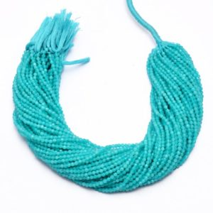 Shop Amazonite Faceted Beads! Natural Amazonite Gemstone 3mm-4mm Micro Faceted Beads   13inch Strand   AAA+ Amazonite Semi Precious Gemstone Round Beads for Jewelry   Natural genuine faceted Amazonite beads for beading and jewelry making.  #jewelry #beads #beadedjewelry #diyjewelry #jewelrymaking #beadstore #beading #affiliate #ad