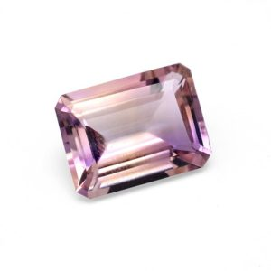 Shop Ametrine Faceted Beads! Natural Aaa+ Ametrine Gemstone Octagon Cut Stone   Bi-color Ametrine Semi Precious Gemstone Faceted Loose Octo Cut Piece   Natural genuine faceted Ametrine beads for beading and jewelry making.  #jewelry #beads #beadedjewelry #diyjewelry #jewelrymaking #beadstore #beading #affiliate #ad
