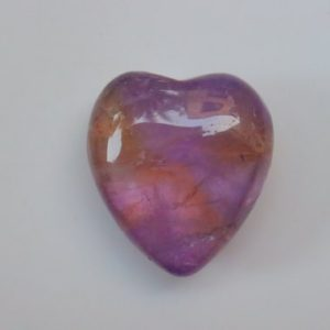 Shop Ametrine Stones & Crystals! Natural Ametrine Heart, Ametrine Gemstone, Ametrine HeartStone, Ametrine Worry Stone, Ametrine Tumbled Stone, Ametrine Palmstone. | Natural genuine stones & crystals in various shapes & sizes. Buy raw cut, tumbled, or polished gemstones for making jewelry or crystal healing energy vibration raising reiki stones. #crystals #gemstones #crystalhealing #crystalsandgemstones #energyhealing #affiliate #ad