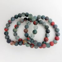 Bloodstone Bracelet, Crystal Healing Bracelet, Spiritual Support, Bloodstone Jewelry | Natural genuine Gemstone jewelry. Buy crystal jewelry, handmade handcrafted artisan jewelry for women.  Unique handmade gift ideas. #jewelry #beadedjewelry #beadedjewelry #gift #shopping #handmadejewelry #fashion #style #product #jewelry #affiliate #ad