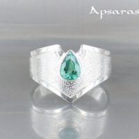 Emerald Ring, Size 7, 5, Sterling Silver, Precious Stone, Green Stone Ring, One Of A Kind, Handmade, Quality Made, Emerald Engagement Ring   Natural genuine Gemstone jewelry. Buy handcrafted artisan wedding jewelry.  Unique handmade bridal jewelry gift ideas. #jewelry #beadedjewelry #gift #crystaljewelry #shopping #handmadejewelry #wedding #bridal #jewelry #affiliate #ad