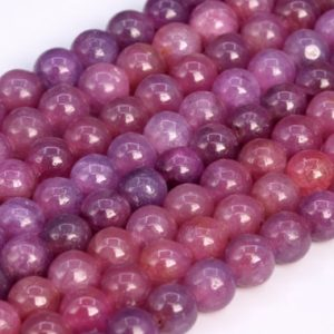 Genuine Natural Ruby Loose Beads Africa Grade Aa Round Shape 6mm | Natural genuine round Ruby beads for beading and jewelry making.  #jewelry #beads #beadedjewelry #diyjewelry #jewelrymaking #beadstore #beading #affiliate #ad