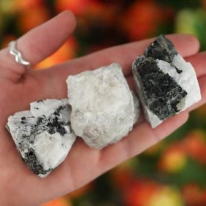 Large Raw Moonstone Rough Crystal | Natural genuine stones & crystals in various shapes & sizes. Buy raw cut, tumbled, or polished gemstones for making jewelry or crystal healing energy vibration raising reiki stones. #crystals #gemstones #crystalhealing #crystalsandgemstones #energyhealing #affiliate #ad