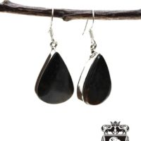 Ocean Jasper 925 Solid Sterling Silver Earrings E33 | Natural genuine Gemstone jewelry. Buy crystal jewelry, handmade handcrafted artisan jewelry for women.  Unique handmade gift ideas. #jewelry #beadedjewelry #beadedjewelry #gift #shopping #handmadejewelry #fashion #style #product #jewelry #affiliate #ad