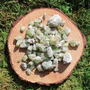 Peridot Raw Piece | Natural genuine stones & crystals in various shapes & sizes. Buy raw cut, tumbled, or polished gemstones for making jewelry or crystal healing energy vibration raising reiki stones. #crystals #gemstones #crystalhealing #crystalsandgemstones #energyhealing #affiliate #ad