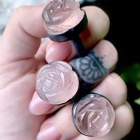 Rose Quartz Ring, Rose Ring | Natural genuine Gemstone jewelry. Buy crystal jewelry, handmade handcrafted artisan jewelry for women.  Unique handmade gift ideas. #jewelry #beadedjewelry #beadedjewelry #gift #shopping #handmadejewelry #fashion #style #product #jewelry #affiliate #ad