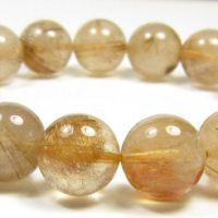 Golden Rutilated Quartz Bracelet Spiritual Guidance Clarity Manifestation Psychic Ability Gifts For Dad Boyfriend Husband Grandpa Men Gifts | Natural genuine Gemstone jewelry. Buy crystal jewelry, handmade handcrafted artisan jewelry for women.  Unique handmade gift ideas. #jewelry #beadedjewelry #beadedjewelry #gift #shopping #handmadejewelry #fashion #style #product #jewelry #affiliate #ad