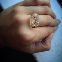 Oregon Sunstone Ring – Oregon Sunstone Jewelry – Rose Gold Sunstone Ring – Best Friend Jewelry Ring – Healing Crystal Ring – Rose Gold Ring | Natural genuine Gemstone jewelry. Buy crystal jewelry, handmade handcrafted artisan jewelry for women.  Unique handmade gift ideas. #jewelry #beadedjewelry #beadedjewelry #gift #shopping #handmadejewelry #fashion #style #product #jewelry #affiliate #ad