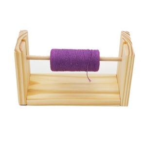 Shop Macrame Jewelry Tools! Wooden Spool Holder – Yarn Holder – Guide Rack – Warp Holder – Macrame Supplies – Knitting Supplies – Craft Tools | Shop jewelry making and beading supplies, tools & findings for DIY jewelry making and crafts. #jewelrymaking #diyjewelry #jewelrycrafts #jewelrysupplies #beading #affiliate #ad