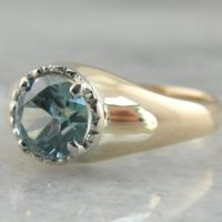 Bold Statement Ring With Blue Zircon For Gentleman Or Lady Ra1nan-p | Natural genuine Gemstone jewelry. Buy crystal jewelry, handmade handcrafted artisan jewelry for women.  Unique handmade gift ideas. #jewelry #beadedjewelry #beadedjewelry #gift #shopping #handmadejewelry #fashion #style #product #jewelry #affiliate #ad