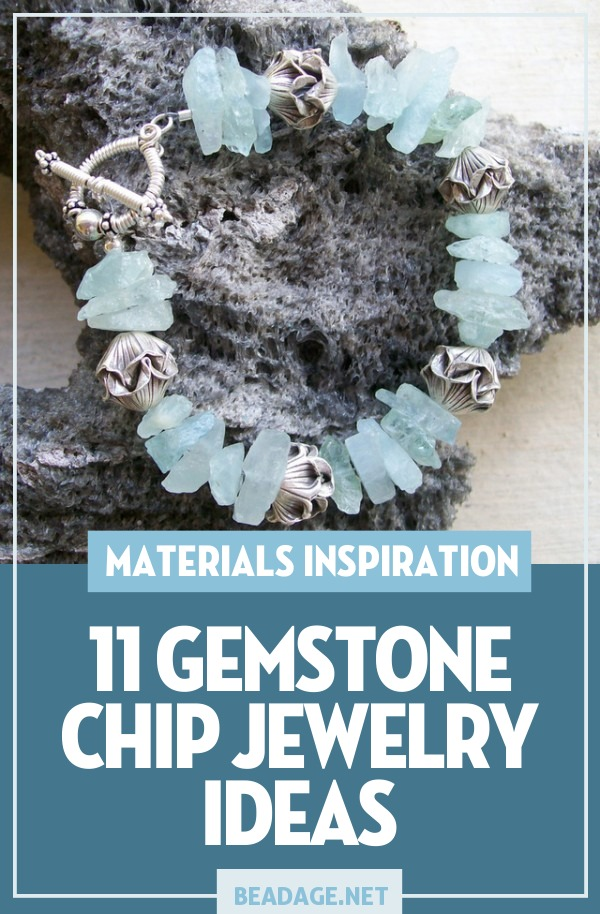11 Gemstone Chip Jewelry Ideas | Explore jewelry making and beading ideas and projects made with gemstone chip beads! | DIY Jewelry Making Ideas, Beading Ideas, Handcrafted Beaded Jewelry, Handmade, Beginners, Tutorials, Craft Projects | Fashion, Accessoreis, Jewels, Gems, Style | #craft #diy #jewelrymaking #beading #beadage #fashion #accessories #jewelry #style