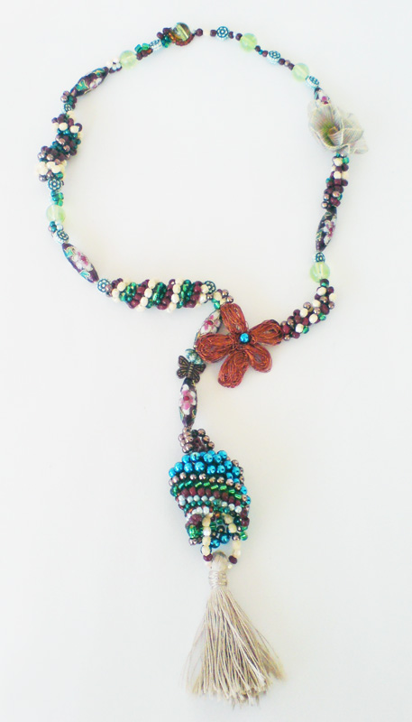 Mystery Of China Necklace Project