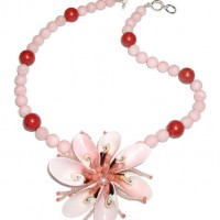 Sea Flower Necklace Project