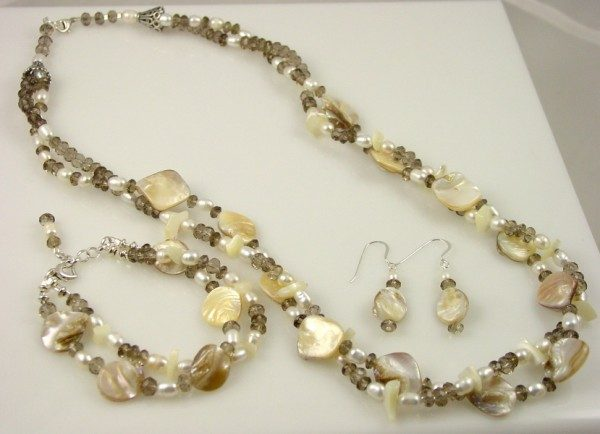 Sincerity Necklace and Bracelet Set Project