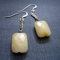 Honey Jade Earrings Project