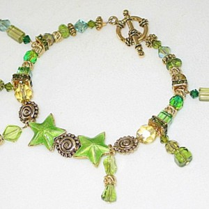 Key Lime Bracelet Project Idea