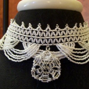 Victorian Wedding Choker Project Idea