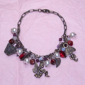 Angel Story Charm Bracelet Project Idea