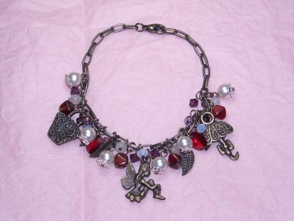 Angel Story Charm Bracelet Project