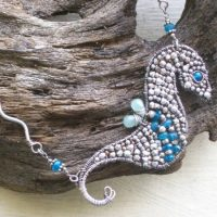 Tale Of A Seahorse Necklace Project