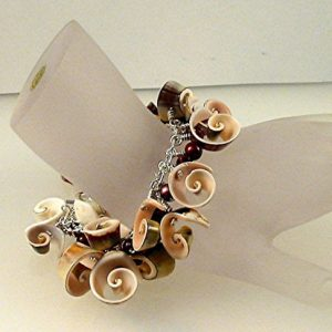 Shell Bracelet Jewelry Idea