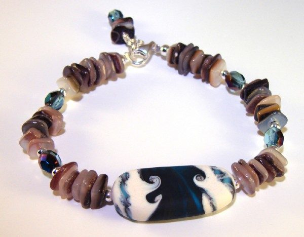 Ocean Waves Bracelet Project
