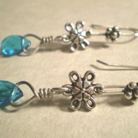 Northwest Rain Drop Earrings Project