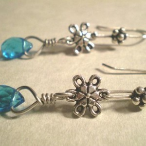 Northwest Rain Drop Earrings Jewelry Idea