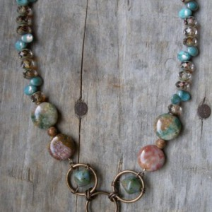 Earthy Delights Necklace Project Idea