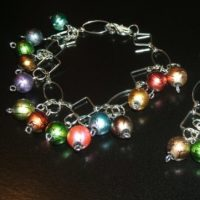 Northern Lights Bracelet Set Project