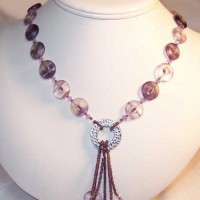 Tassle To Go Necklace Project