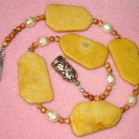 Autumn Jade Necklace Project