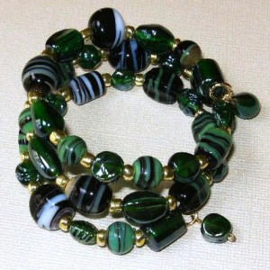 Have A Green Day Bracelet Jewelry Idea