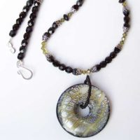 Fall Passion Beaded Necklace Project