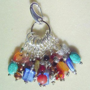 Charm Of Many Colors Jewelry Idea